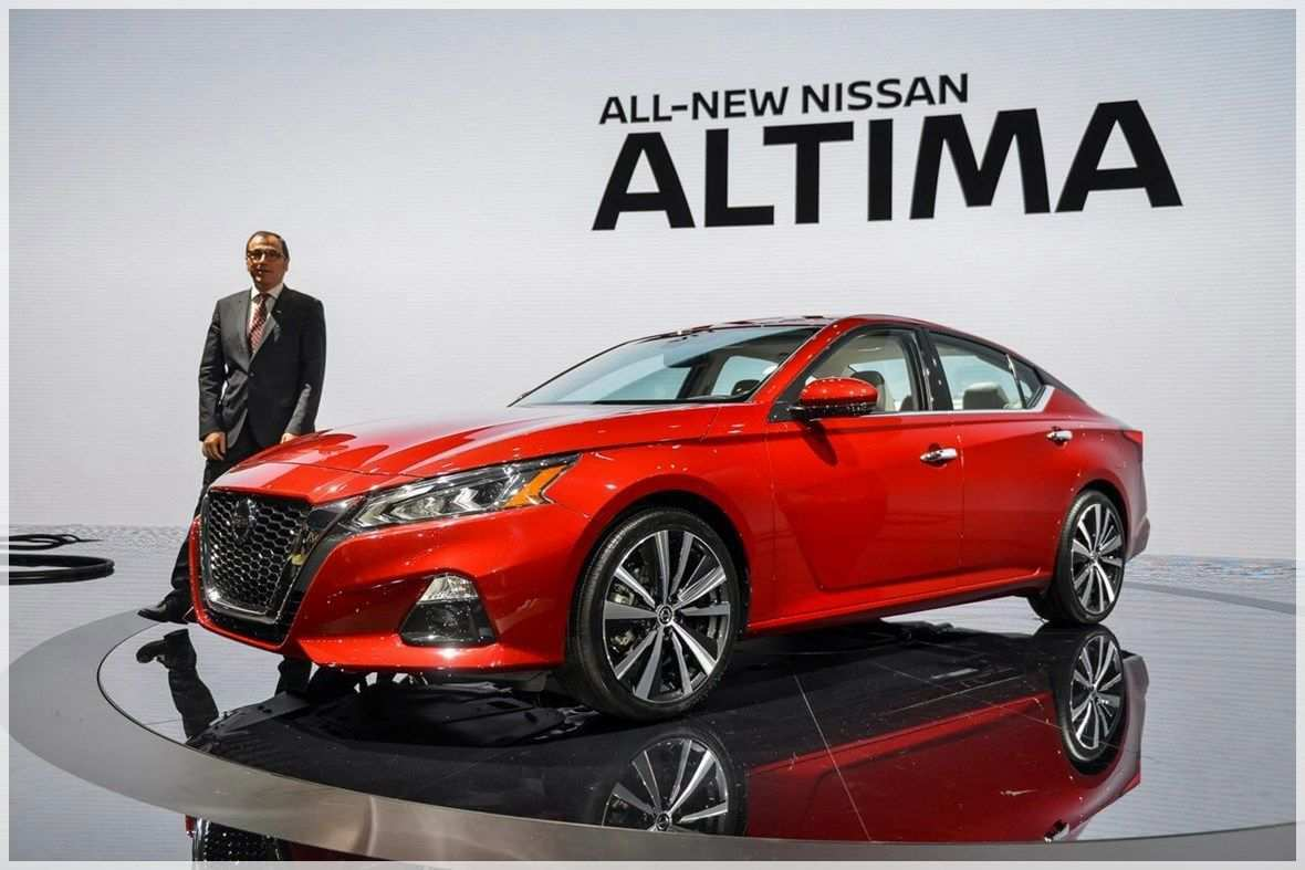 57 New 2020 Nissan Altima Coupe Picture for 2020 Nissan Altima Coupe