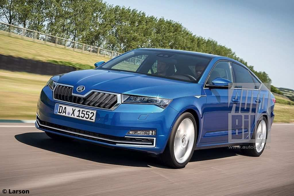57 New 2020 The Spy Shots Skoda Superb Reviews with 2020 The Spy Shots Skoda Superb