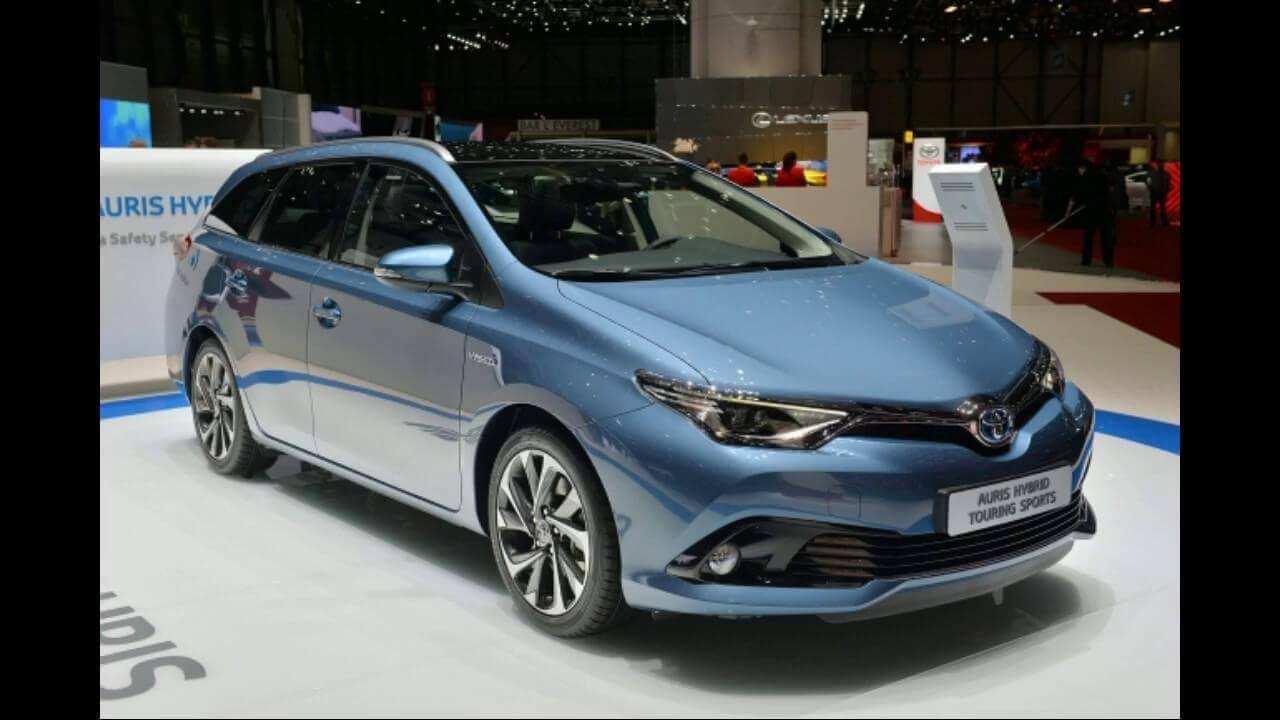 57 New 2020 Toyota Auris Model by 2020 Toyota Auris