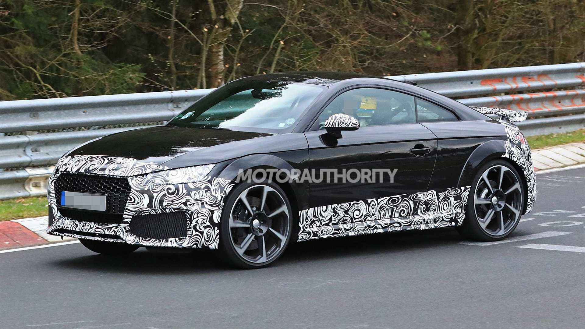 57 The 2020 Audi Tt Rs Model for 2020 Audi Tt Rs