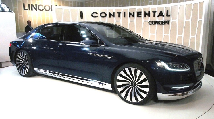 57 The 2020 Lincoln Continental Exterior and Interior for 2020 Lincoln Continental
