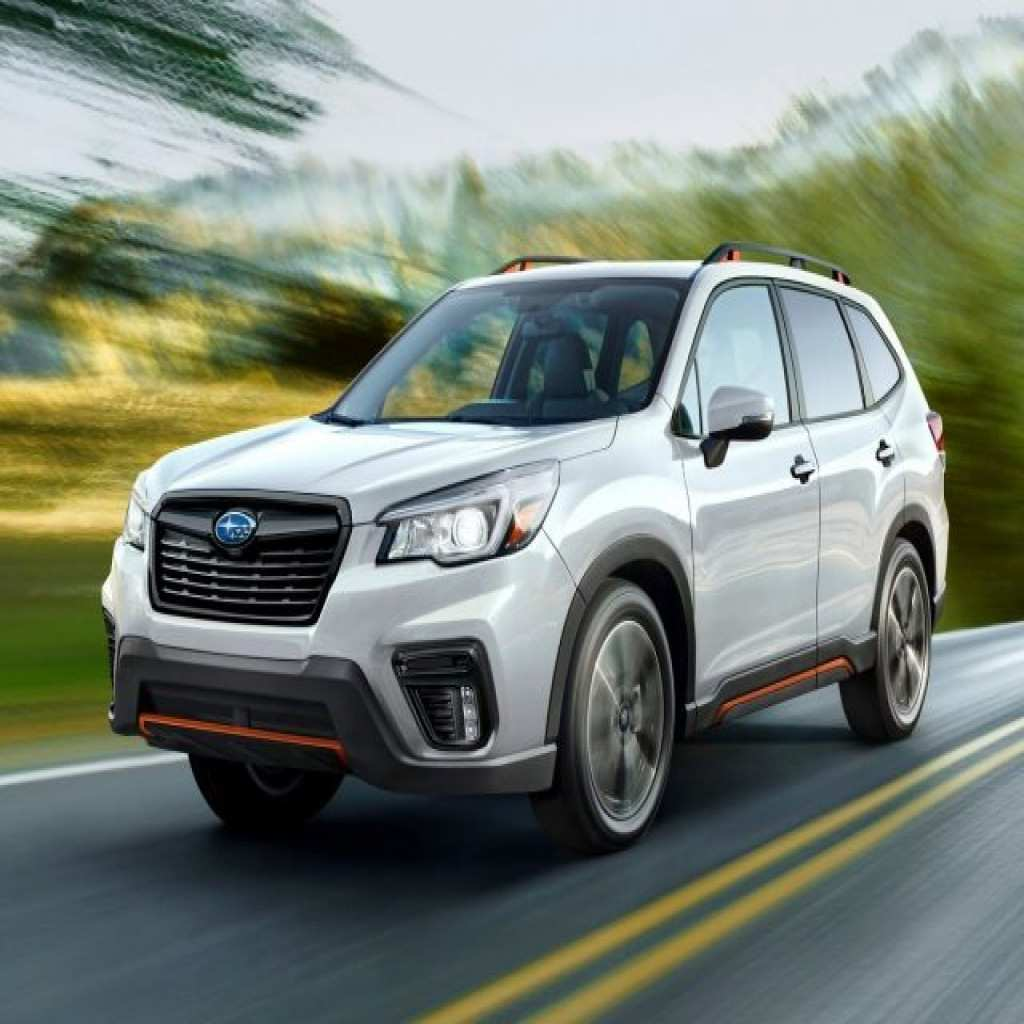 57 The Dimensions Of 2020 Subaru Forester Speed Test for Dimensions Of 2020 Subaru Forester