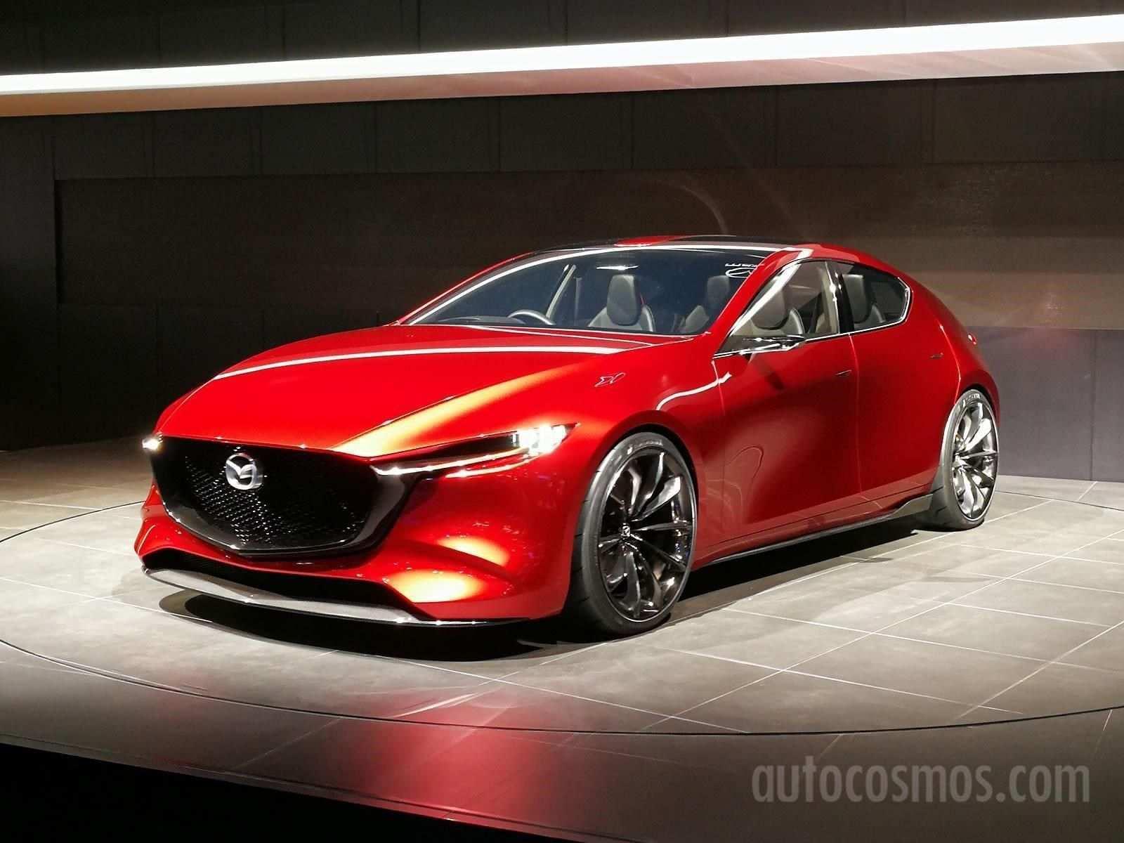 57 The Mazda Kai 2020 New Concept for Mazda Kai 2020