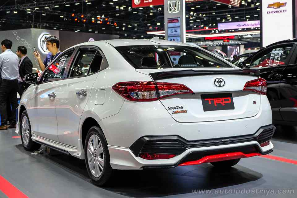 57 The Toyota Vios 2020 New Concept Exterior and Interior for Toyota Vios 2020 New Concept