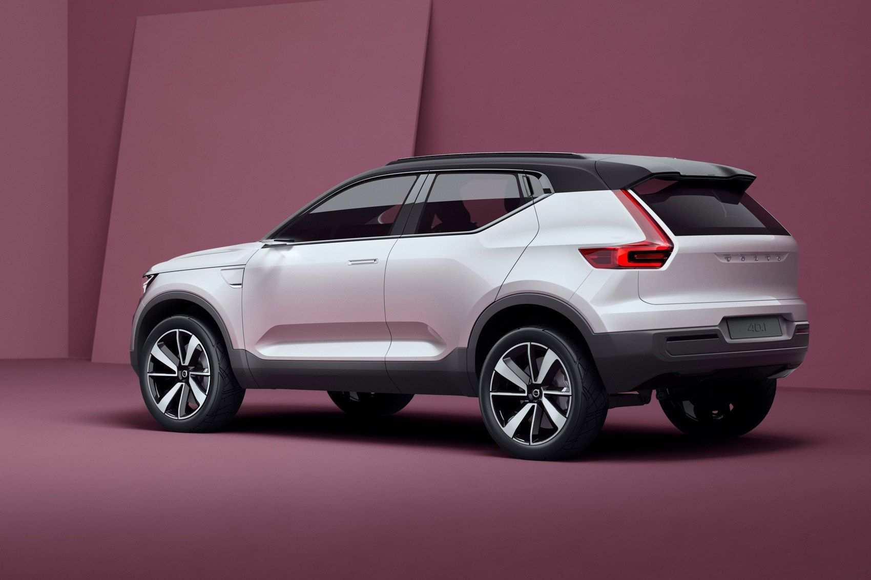 57 The Volvo Xc40 2020 New Concept History for Volvo Xc40 2020 New Concept