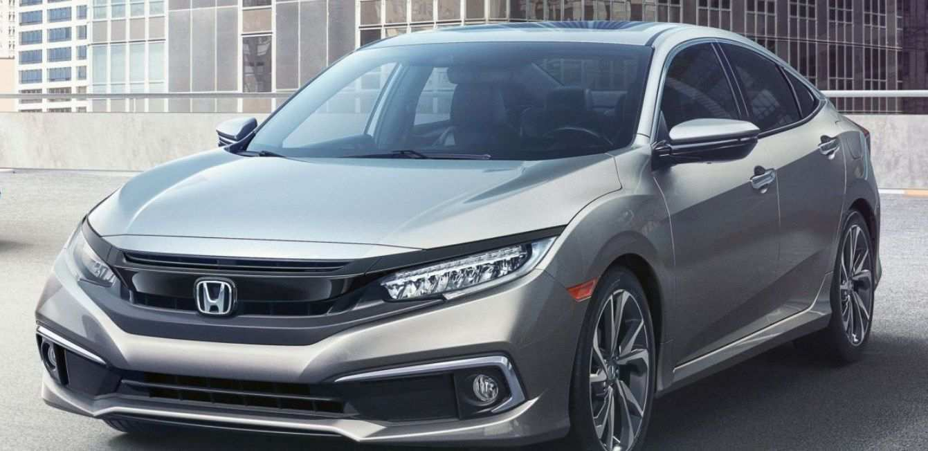 58 All New 2020 Honda Civic Exterior Date Picture for 2020 Honda Civic Exterior Date