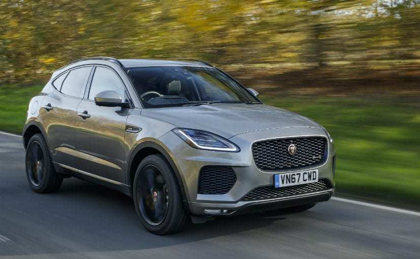 58 All New 2020 Jaguar E Pace New Concept Rumors for 2020 Jaguar E Pace New Concept