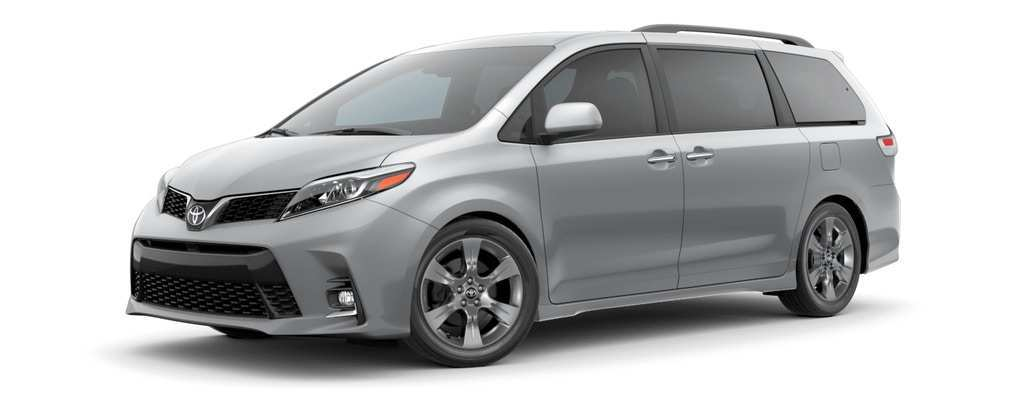 58 All New 2020 Toyota Sienna Speed Test with 2020 Toyota Sienna