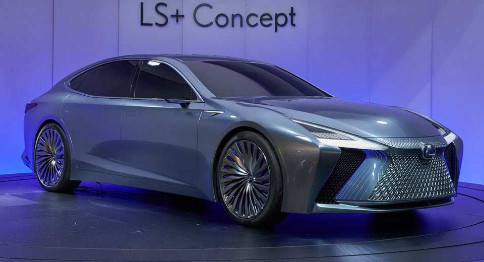 58 All New Lexus New Concepts 2020 Overview with Lexus New Concepts 2020