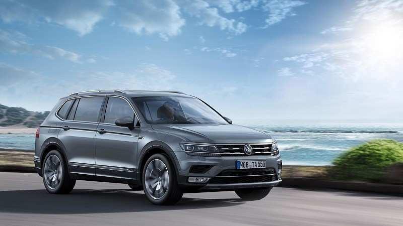 58 Best Review 2020 VW Tiguan 2018 Rumors by 2020 VW Tiguan 2018
