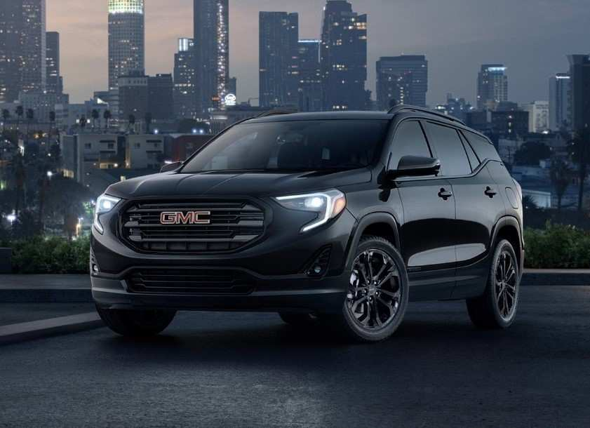 58 Concept of 2020 GMC Terrain Redesign and Concept with 2020 GMC Terrain