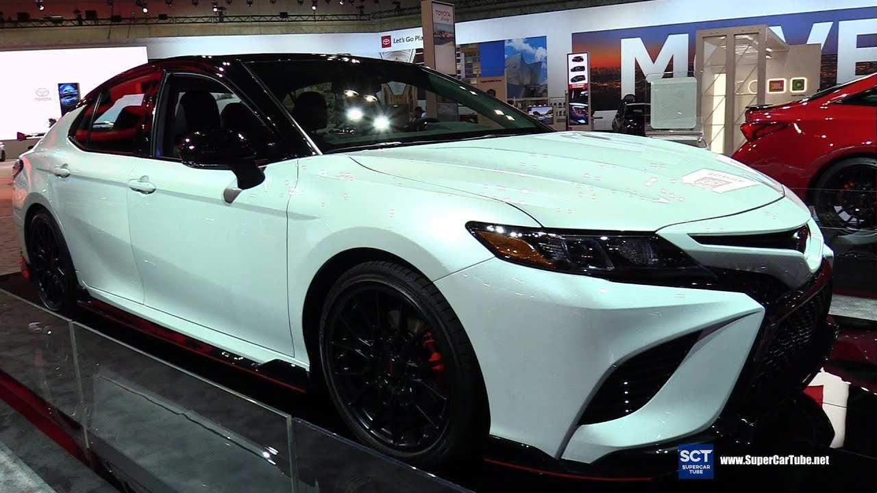 58 Concept of 2020 Toyota Camry Release Date by 2020 Toyota Camry