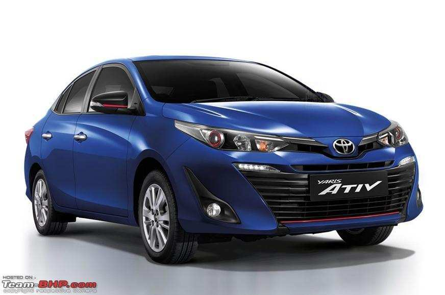 58 Concept of 2020 Toyota Yaris Style with 2020 Toyota Yaris