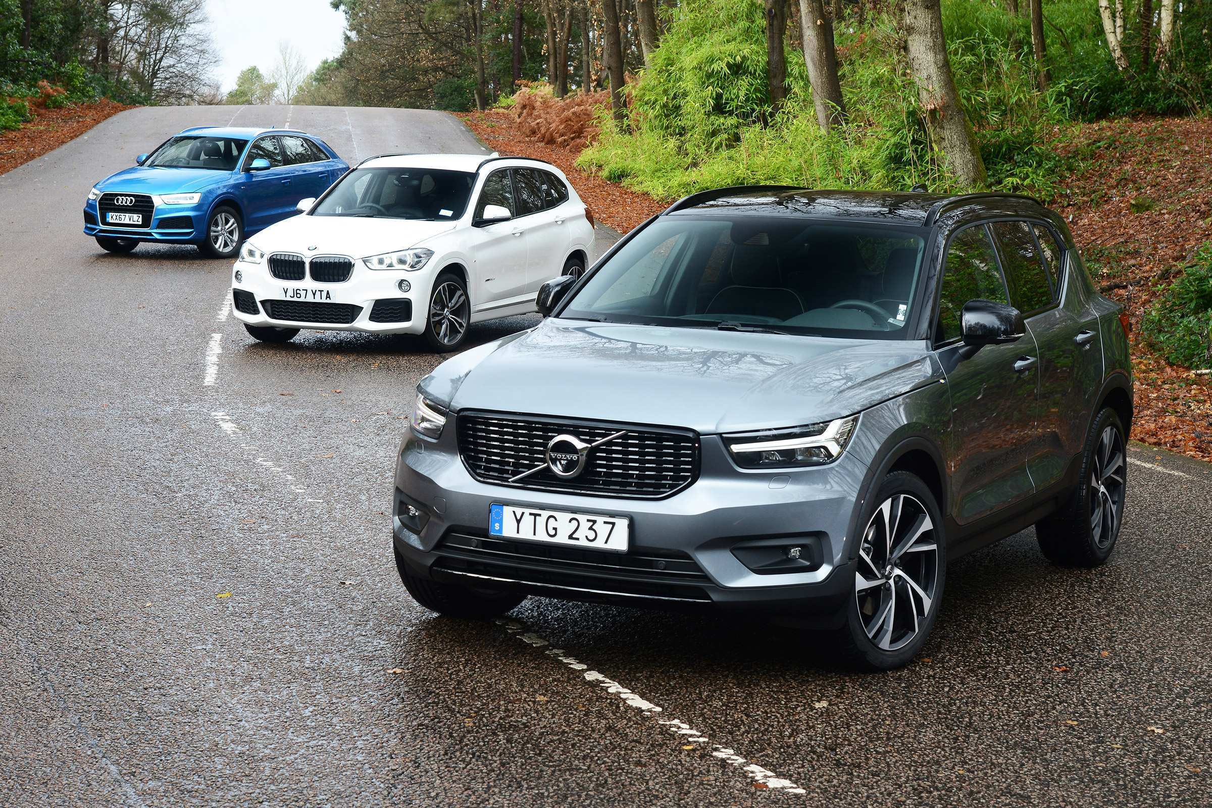 58 Concept of 2020 Volvo Xc40 Length Review for 2020 Volvo Xc40 Length