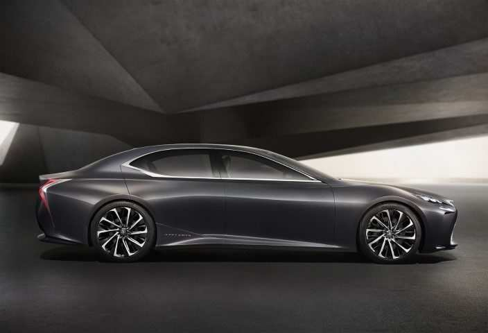 58 Concept of Lexus Es 2020 Black Redesign for Lexus Es 2020 Black