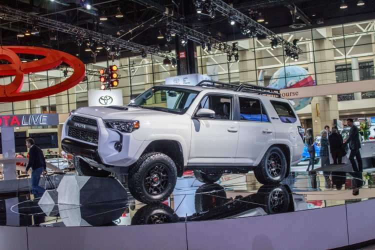 58 Concept of Toyota Four Runner 2020 First Drive for Toyota Four Runner 2020