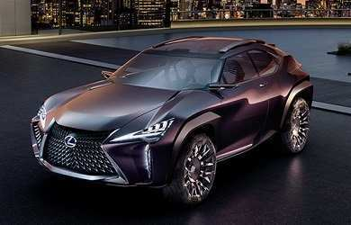 58 Gallery of Lexus Ux 2020 New Concept Specs and Review by Lexus Ux 2020 New Concept