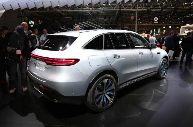 58 Gallery of Mercedes 2020 Electric Car Performance and New Engine for Mercedes 2020 Electric Car