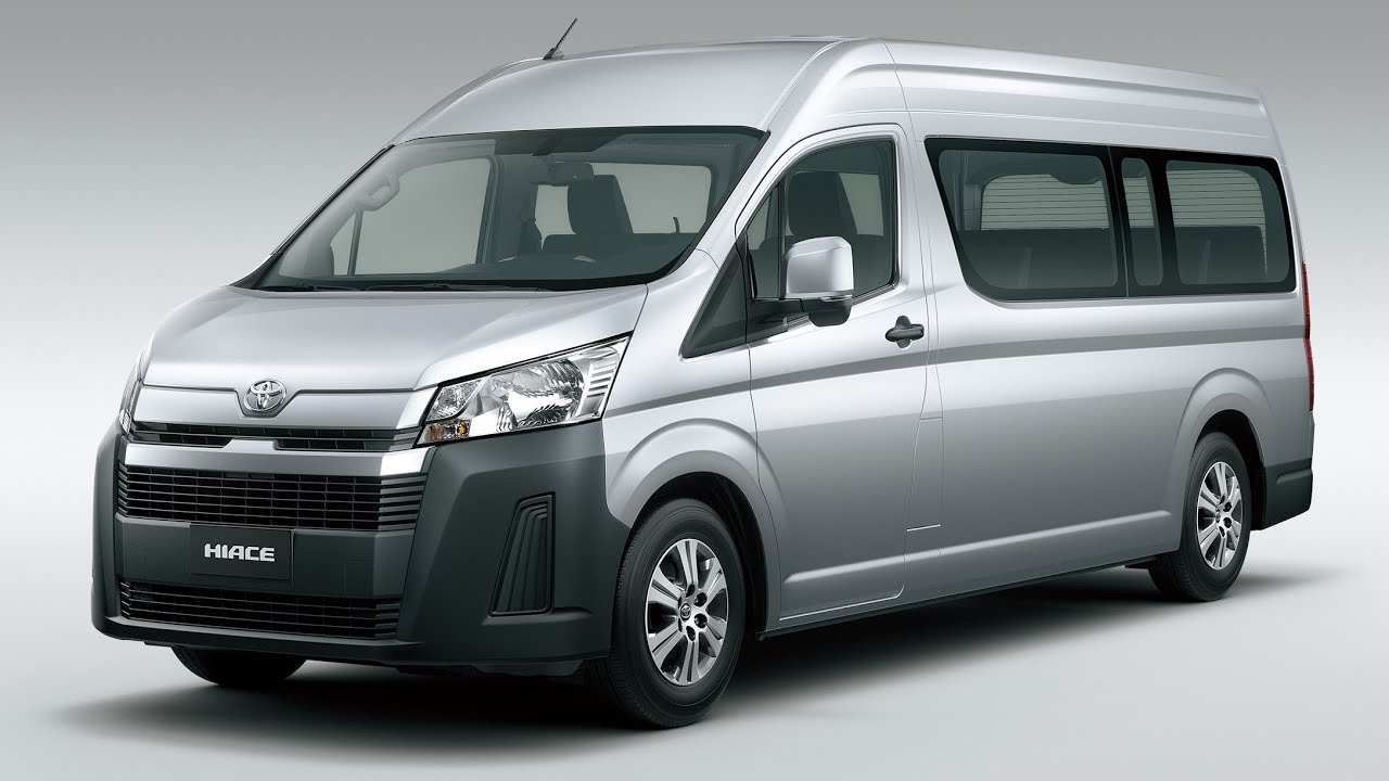 58 Gallery of Toyota Hiace 2020 First Drive for Toyota Hiace 2020
