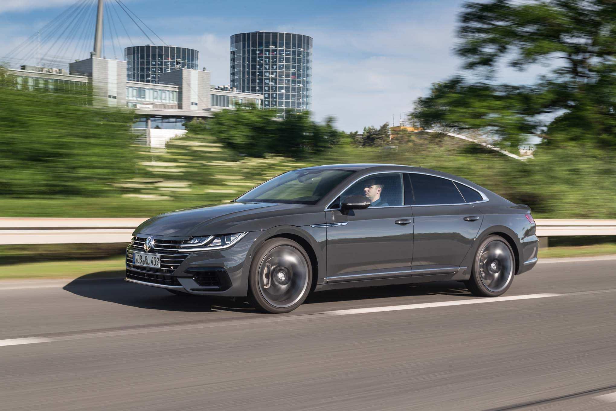 58 Gallery of Volkswagen Arteon 2020 Exterior Concept for Volkswagen Arteon 2020 Exterior