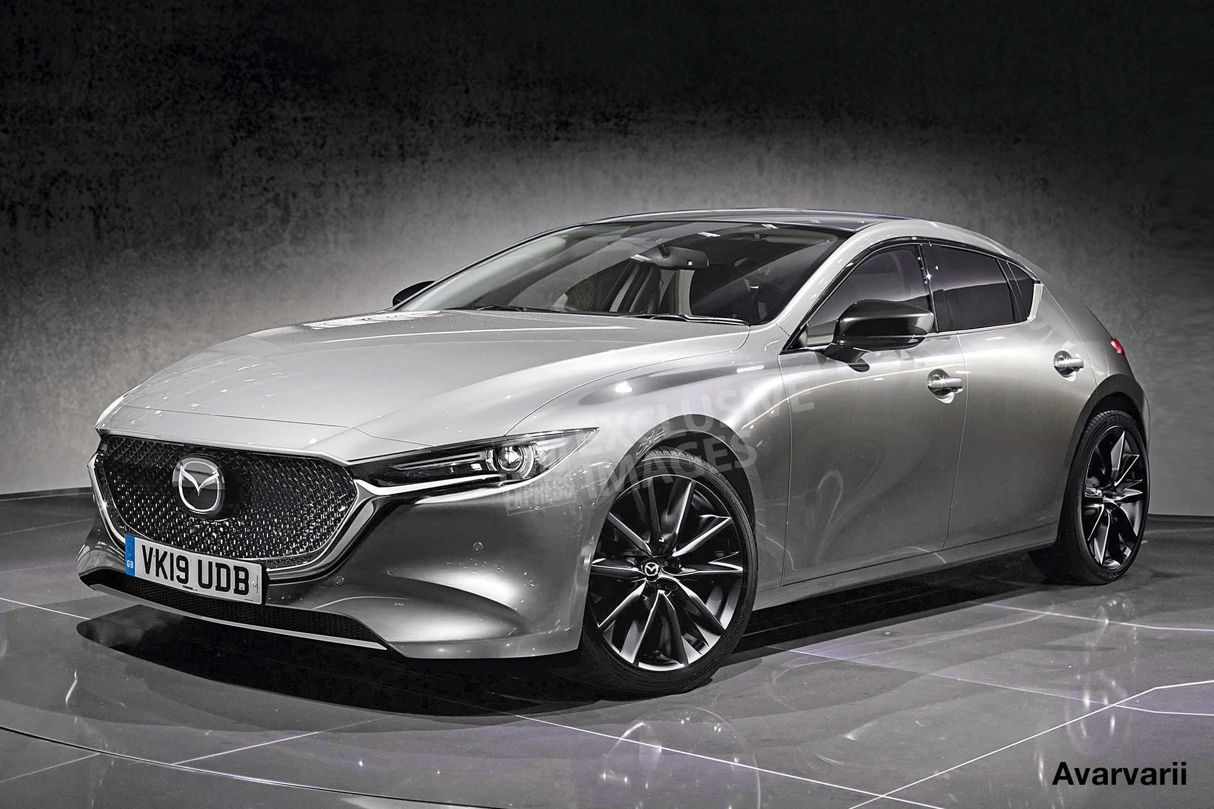 58 Gallery of Xe Mazda 3 2020 Redesign with Xe Mazda 3 2020
