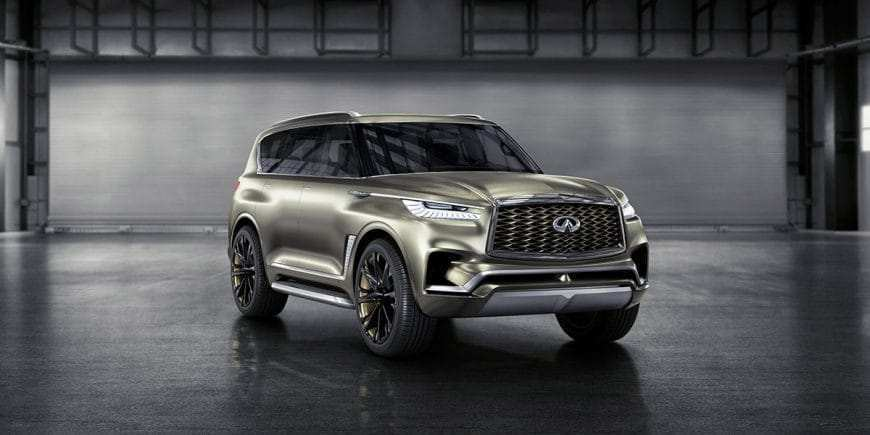 58 Great 2020 Infiniti Qx80 Monograph Style for 2020 Infiniti Qx80 Monograph