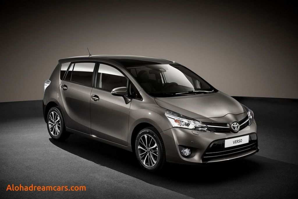 58 Great 2020 Toyota Verso 2020 Speed Test by 2020 Toyota Verso 2020