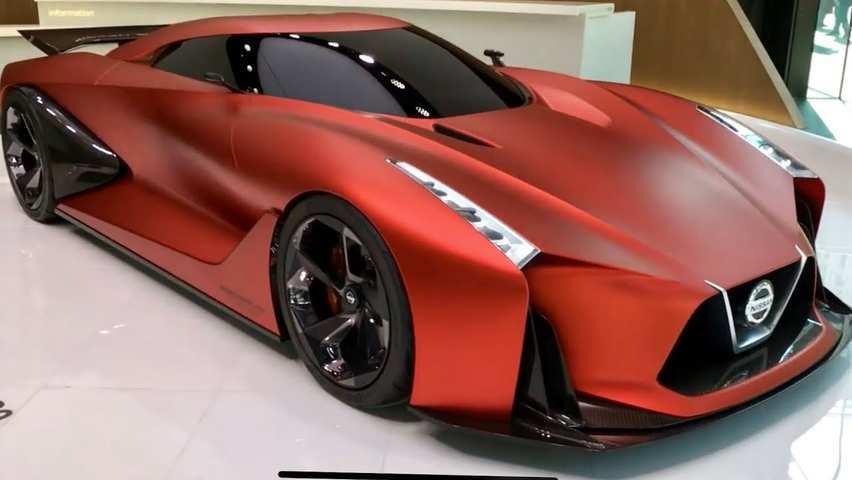 58 Great Nissan Skyline Gtr 2020 Specs and Review by Nissan Skyline Gtr 2020