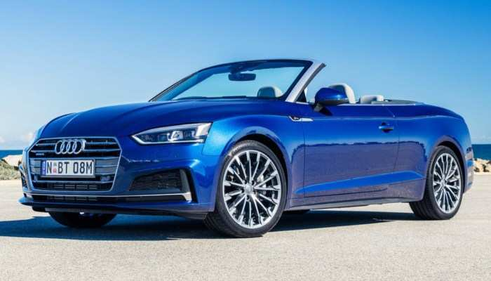 58 New 2020 Audi S5 Cabriolet Redesign by 2020 Audi S5 Cabriolet