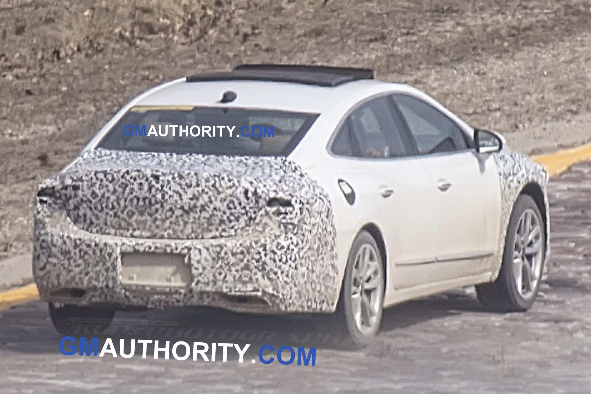 58 New 2020 Buick Verano Spy Pricing by 2020 Buick Verano Spy