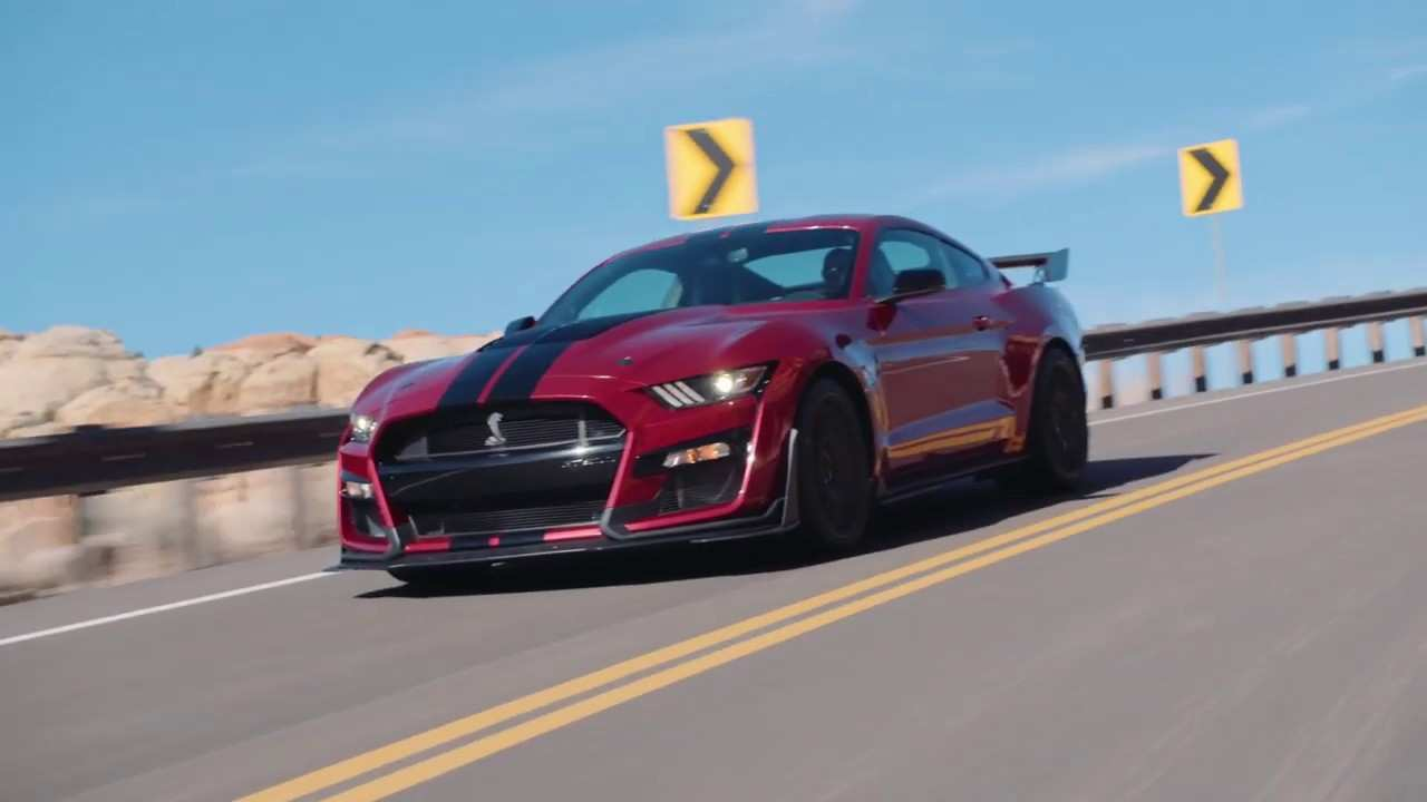 58 New 2020 Ford Mustang Gt500 Performance and New Engine with 2020 Ford Mustang Gt500