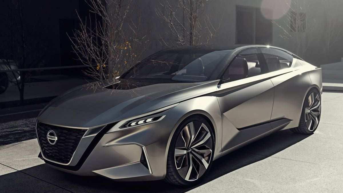 58 New Nissan Altima 2020 Black Speed Test by Nissan Altima 2020 Black