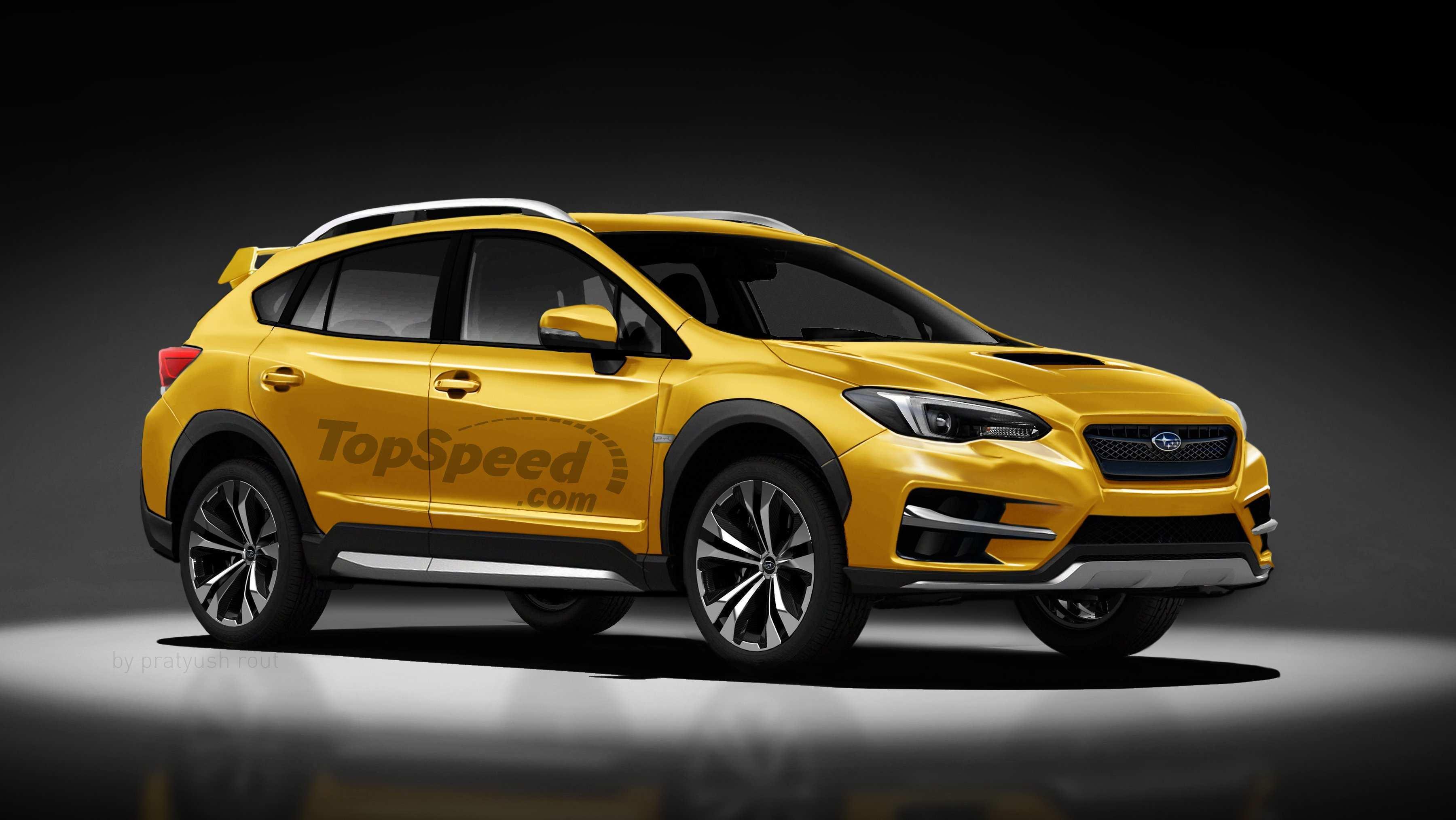58 New Subaru Xv 2020 New Concept Spy Shoot with Subaru Xv 2020 New Concept