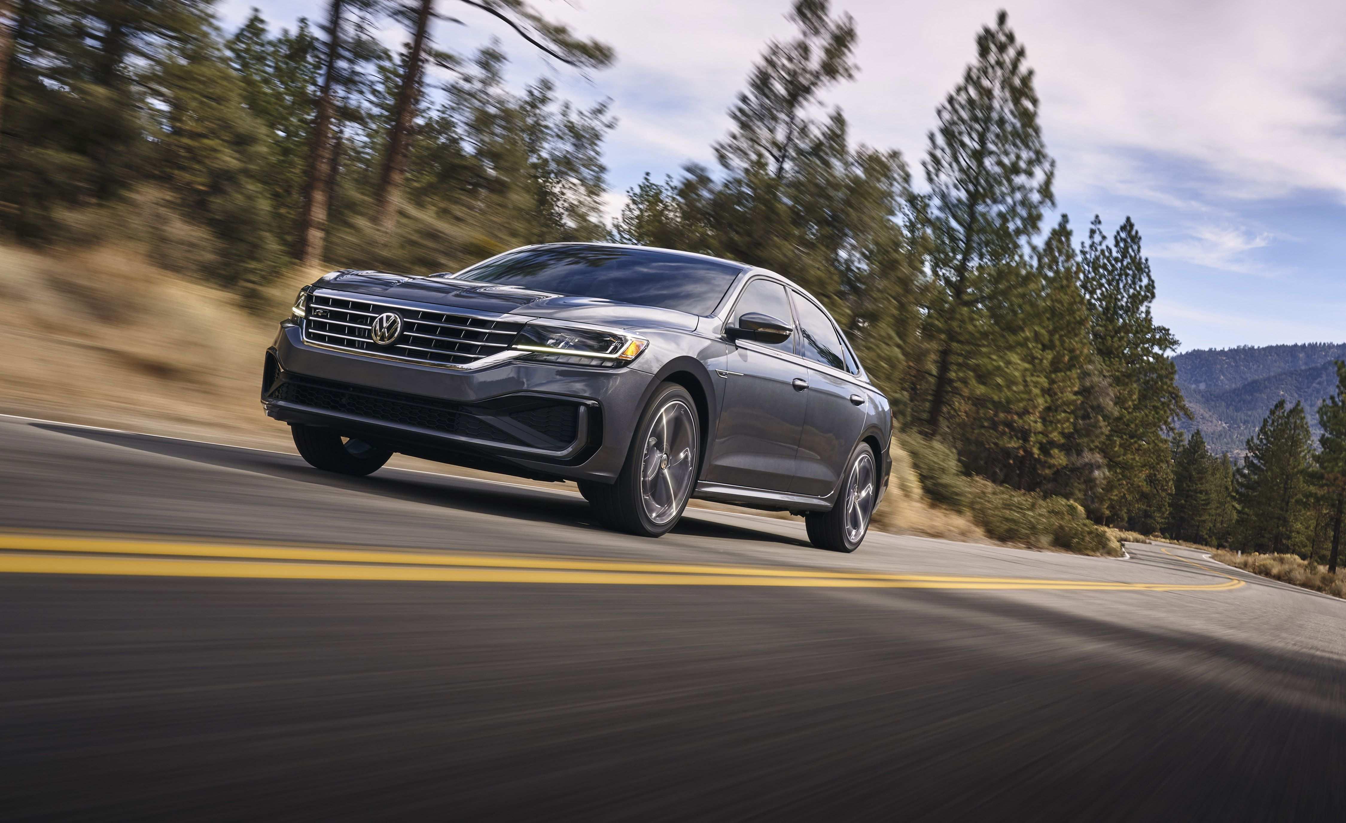 58 New Volkswagen New Passat 2020 Redesign and Concept with Volkswagen New Passat 2020