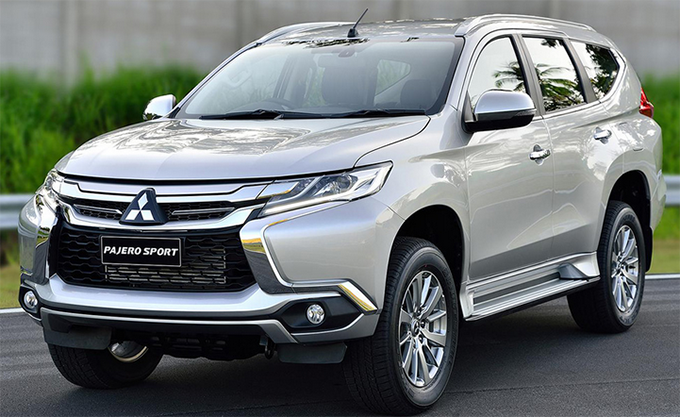58 The 2020 All Mitsubishi Pajero 2020 Exterior by 2020 All Mitsubishi Pajero 2020