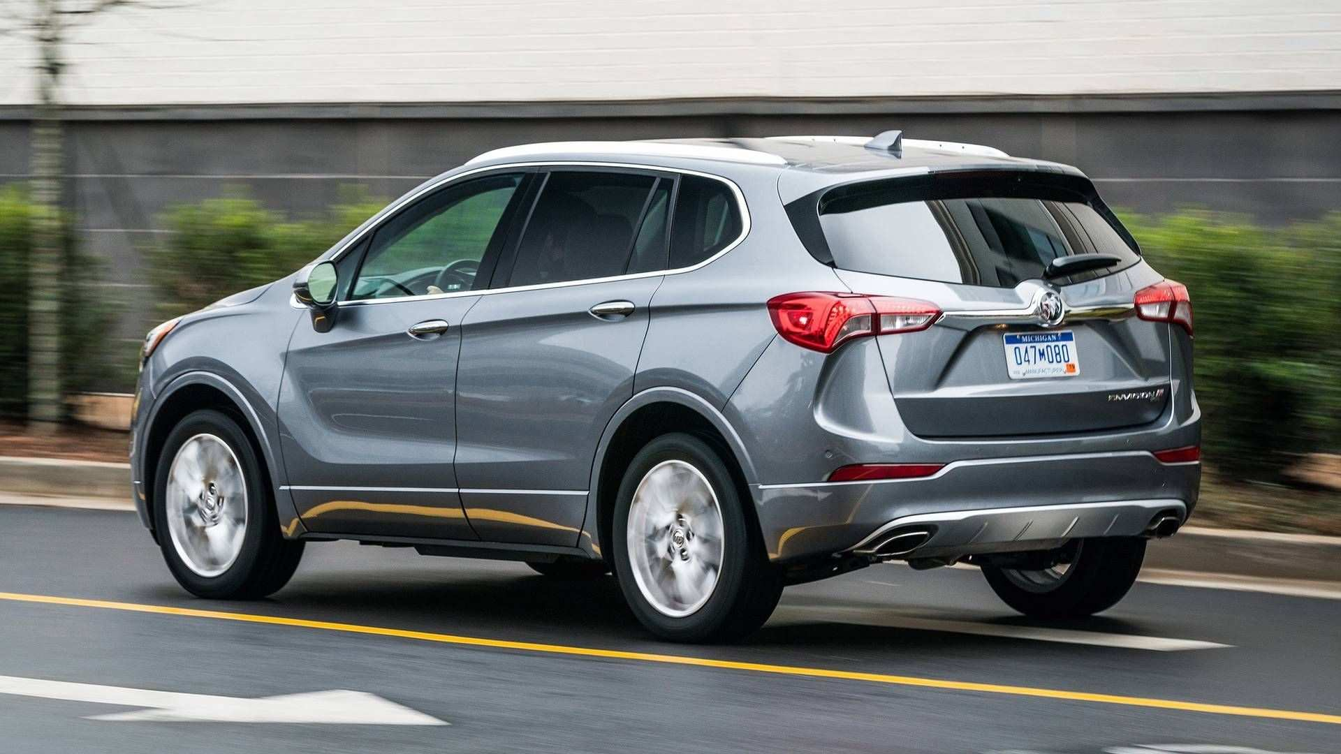 58 The 2020 Buick Envision Exterior and Interior for 2020 Buick Envision