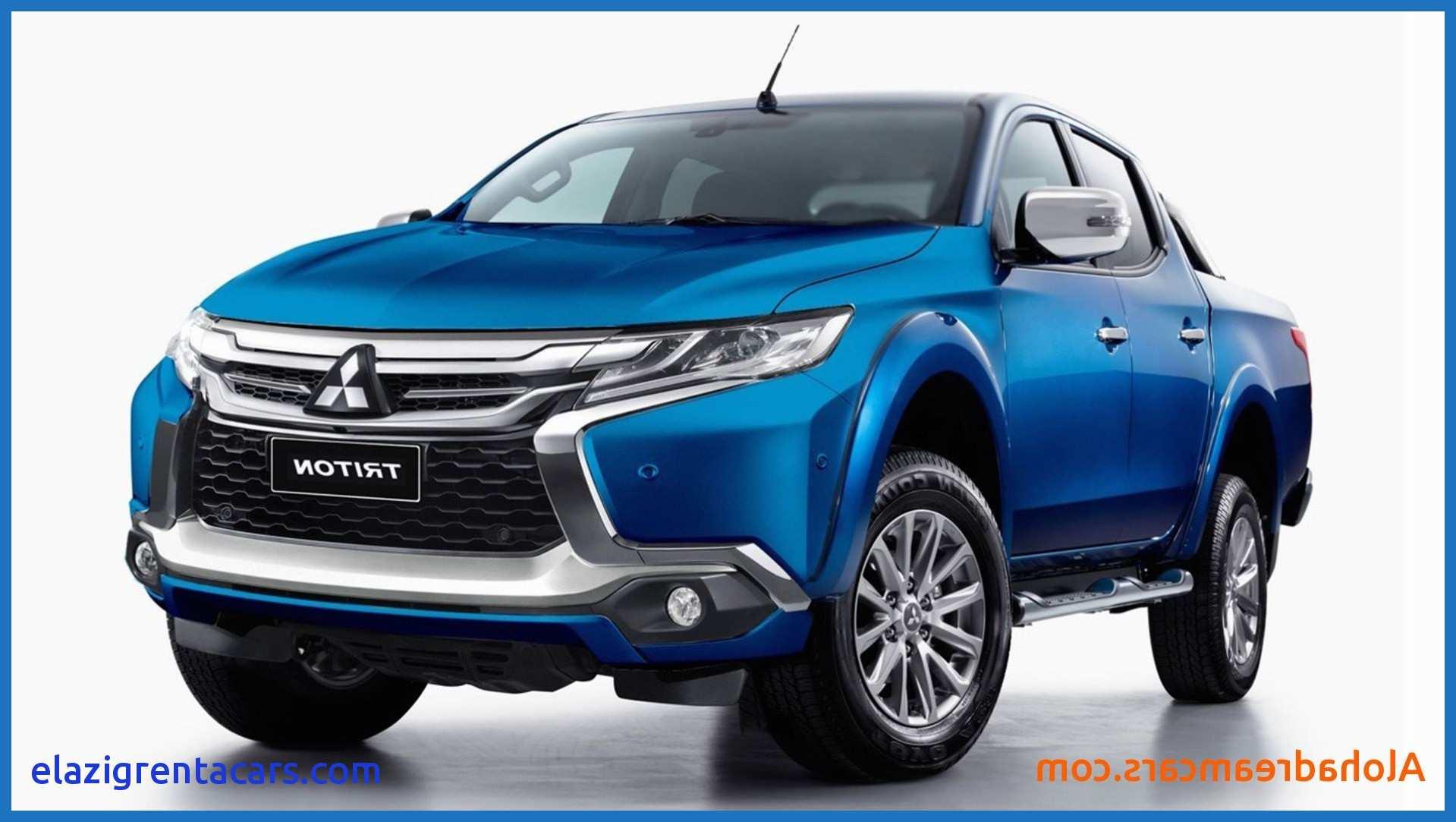 58 The 2020 Mitsubishi L200 2018 Overview for 2020 Mitsubishi L200 2018