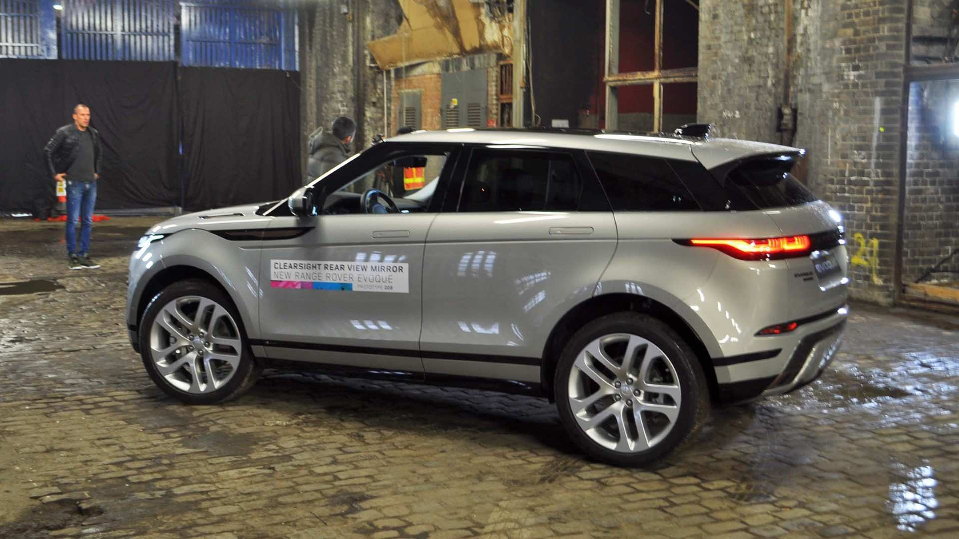 58 The 2020 Range Rover Evoque Overview for 2020 Range Rover Evoque