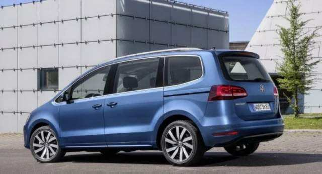 58 The 2020 Volkswagen Sharan Picture by 2020 Volkswagen Sharan