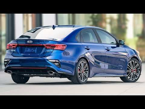 58 The Kia 2020 Forte Redesign and Concept for Kia 2020 Forte