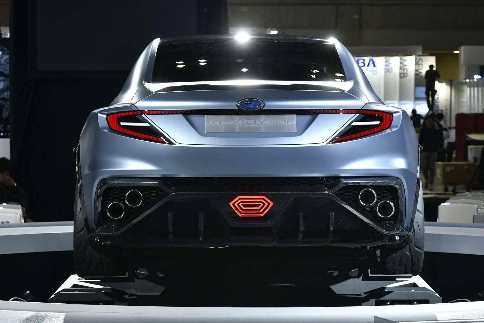 58 The Subaru Wrx 2020 Exterior Redesign and Concept with Subaru Wrx 2020 Exterior
