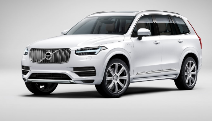 58 The Volvo Xc90 Update 2020 New Concept with Volvo Xc90 Update 2020