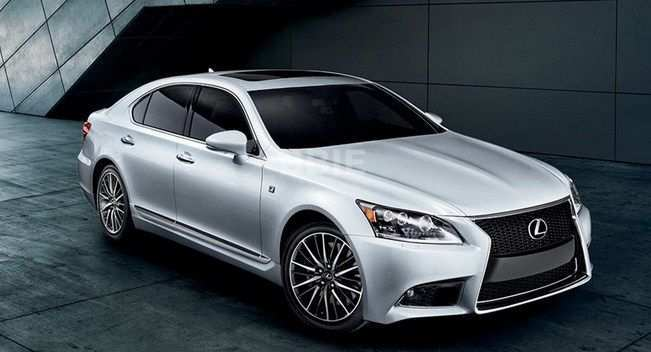 59 All New 2020 Lexus ES 350 Style for 2020 Lexus ES 350