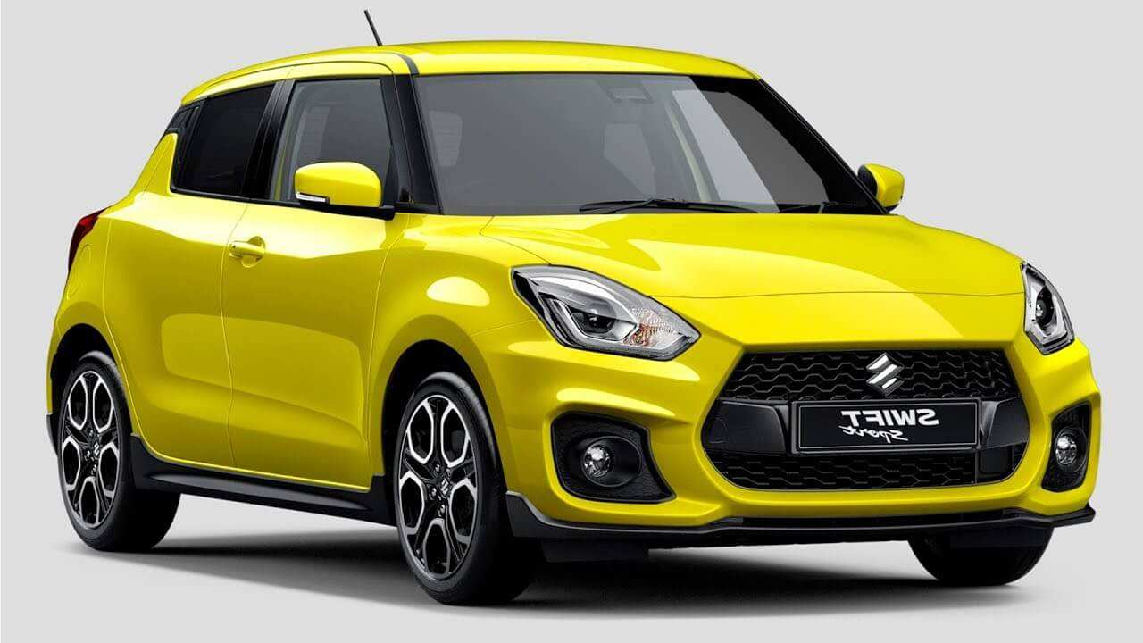 59 All New 2020 New Suzuki Swift Sport New Review with 2020 New Suzuki Swift Sport