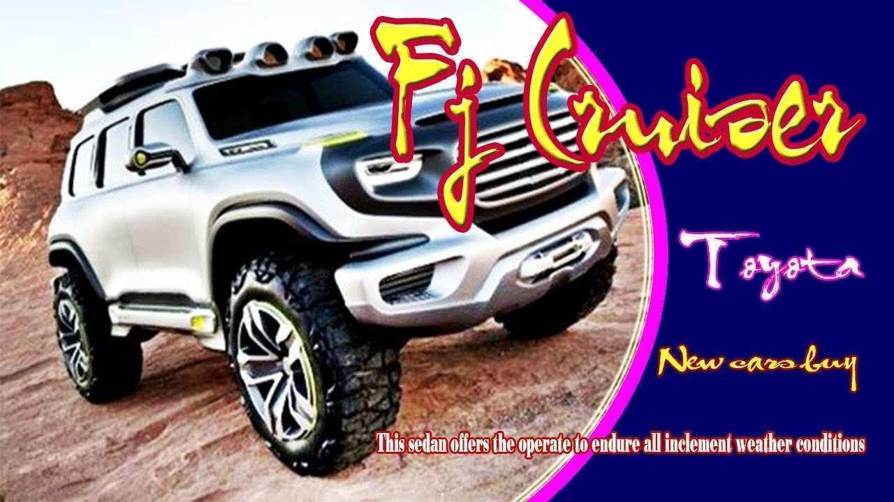 59 All New Fj Cruiser Toyota 2020 Price for Fj Cruiser Toyota 2020