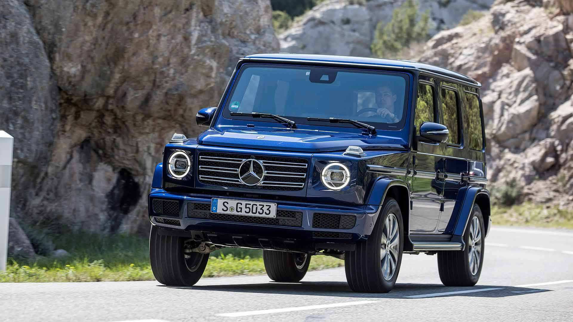 59 All New Mercedes 2020 G550 Pricing with Mercedes 2020 G550