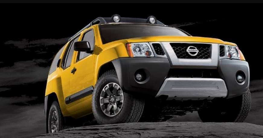 59 All New Nissan Xterra 2020 Exterior Date Interior by Nissan Xterra 2020 Exterior Date