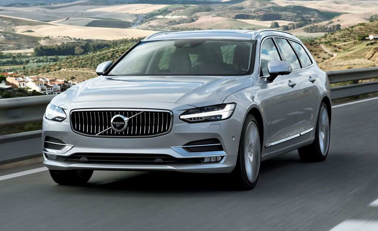 59 All New Volvo V60 2020 New Concept History for Volvo V60 2020 New Concept