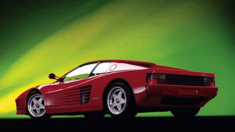 59 Best Review 2020 Ferrari Testarossa Release for 2020 Ferrari Testarossa