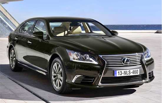 59 Best Review 2020 Lexus Ls 460 Specs with 2020 Lexus Ls 460